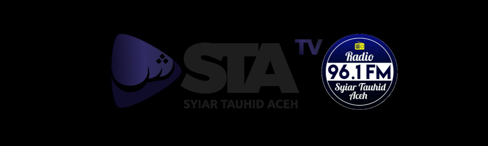 BANNER LOGO RADIO SYIAR TAUHID ACEH DAN SYIAR TAUHID ACEH TV