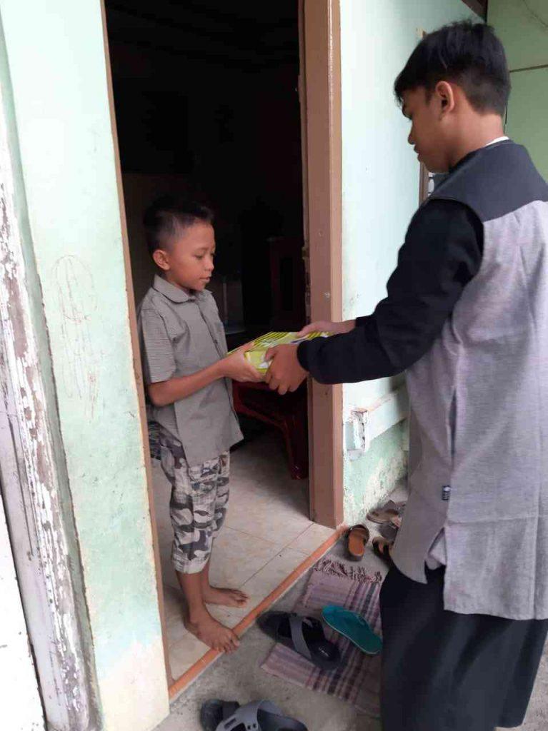Dokumentasi penyaluran buka puasa infaq dari sahabat Syiar Tauhid Aceh (Ramadhan 1440 H/ 2019 M) di salah-satu mesjid yang berada di Banda Aceh