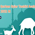 Laporan Qurban Syiar Tauhid Aceh 1442 H / 2021